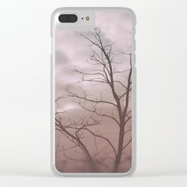 photo TREES #tree #photo Clear iPhone Case