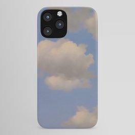 Clouds Surrealism iPhone Case