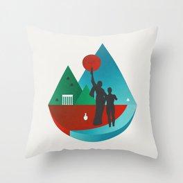 Lebanon Throw Pillow