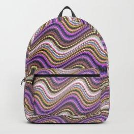 Sueño de olas Backpack