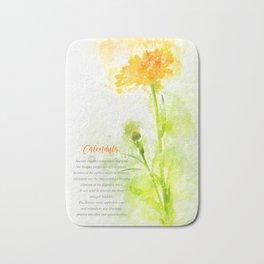 Calendula Bath Mat
