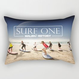 Surf One Rectangular Pillow