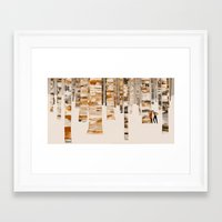 thor Framed Art Prints featuring Thor by Keith Negley