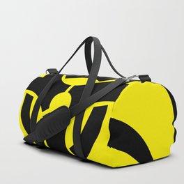 Biohazard Symbol Duffle Bag