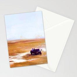 Nevermind Stationery Cards