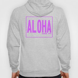 Aloha - Hawaiian Spirit Hoody