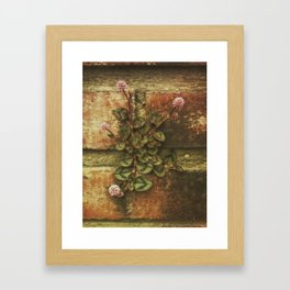 There is Always a Way Framed Art Print