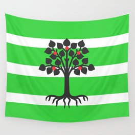 Be Greener Wall Tapestry