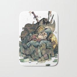 Gnome Chomsky Bath Mat