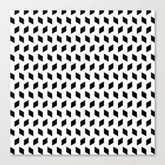rhombus bomb Canvas Print