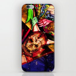 Intergalactic Guardian Key iPhone Skin