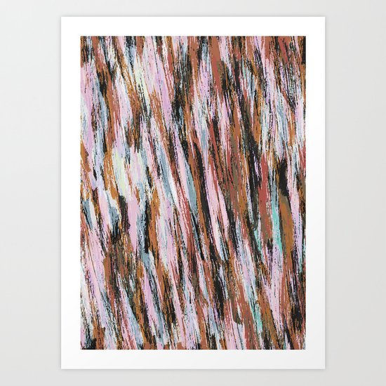 Faded Possibilities Art Print