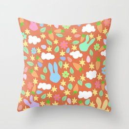 Easter #2 Throw Pillow