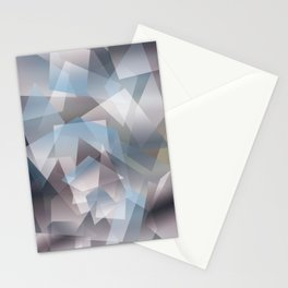 Abstract 209 Stationery Cards