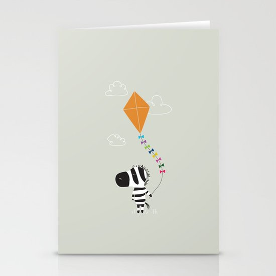 The Happy Childhood Stationery Cards