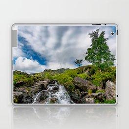 Cwm Idwal Rapids Snowdonia Laptop & iPad Skin