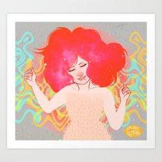 Lightbearer Art Print