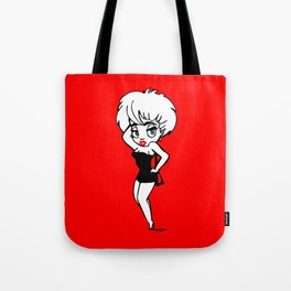 Madonna - Who's that Girl Again - Pop Art Tote Bag