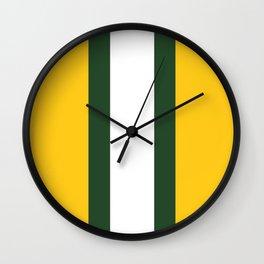 Pack Helmet Wall Clock