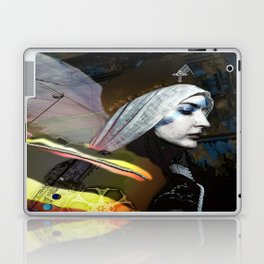 Saint Dymphna Reborn Laptop & iPad Skin