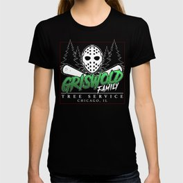 Griswold Family Tree Service T-shirt