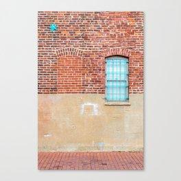 Pretty Prison Canvas Print