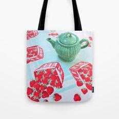 Strawberries! Tote Bag