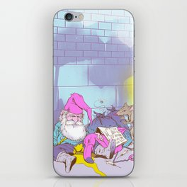 Gnomeless iPhone Skin