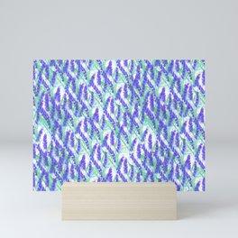 lavanda squad Mini Art Print