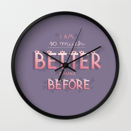 Legally Blonde Wall Clock
