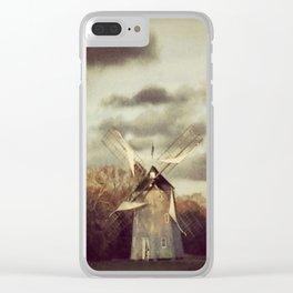 Hampton Windmill Clear iPhone Case