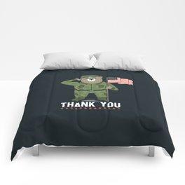 Veteran's Day Comforters