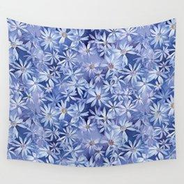 Shasta Daisies Wall Tapestry