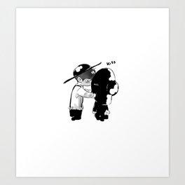 ONHO Art Print
