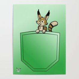 Pocket Yuki Poster