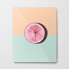 Citrus #01 Metal Print
