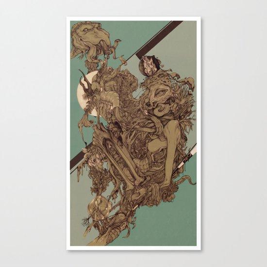 Remember Mind Canvas Print