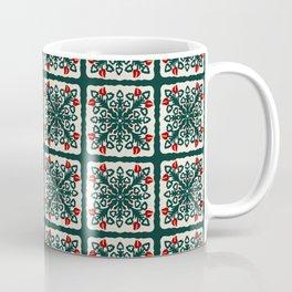 Hawaiian Applique Coffee Mug