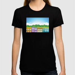 Brooklyn Brownstones T-shirt