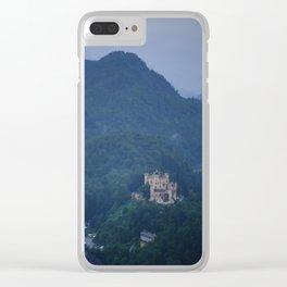 Schloss Hohenschwangau Clear iPhone Case