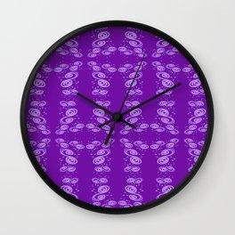 Eye Line Wall Clock