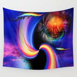 Heavenly apparition 2 Wall Tapestry