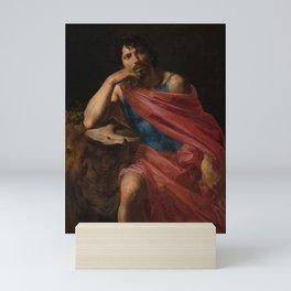 Valentin de Boulogne - Samson Mini Art Print