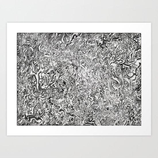 Hidden Universe Art Print