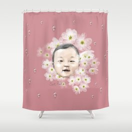 Dew Shower Curtain