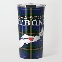 Nova Scotia Strong Travel Mug