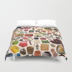 TABLE OF CONTENTS Duvet Cover