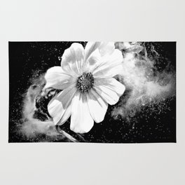 Flower Of The Universe Rug