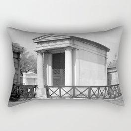 Duplantier Family Tomb Rectangular Pillow