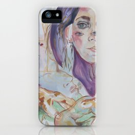 Untitled (The Strife) iPhone Case